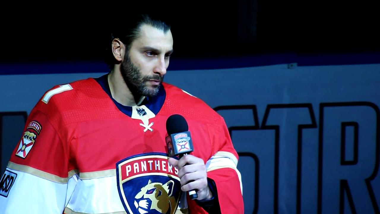 Former Canuck Roberto Luongo Announces Retirement
