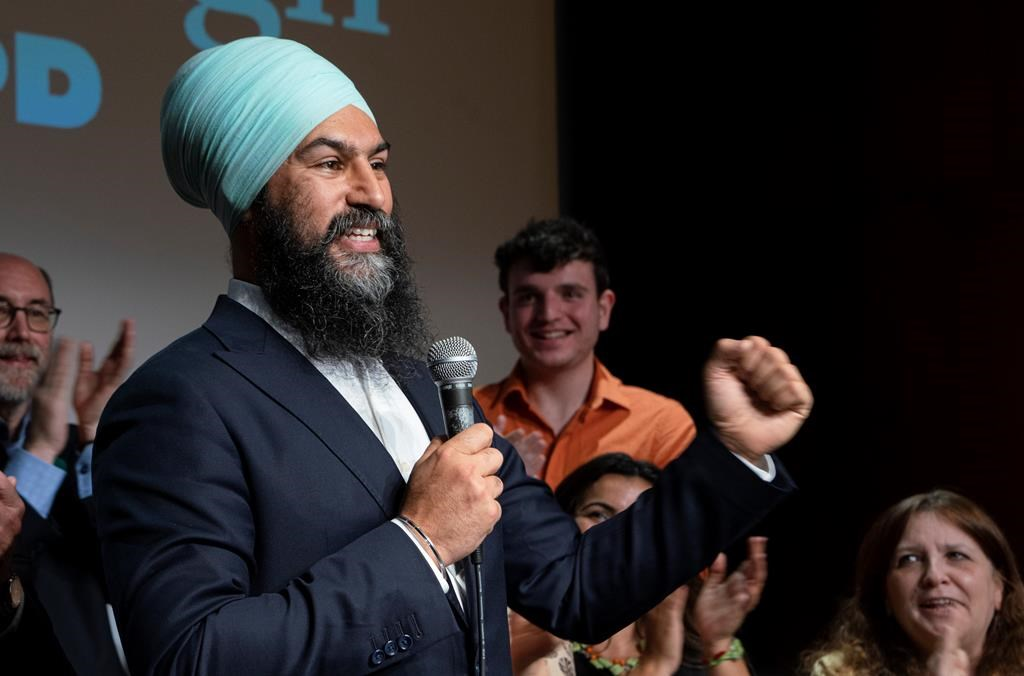 Singh sees Quebec as 'fertile ground' for NDP as he hits province