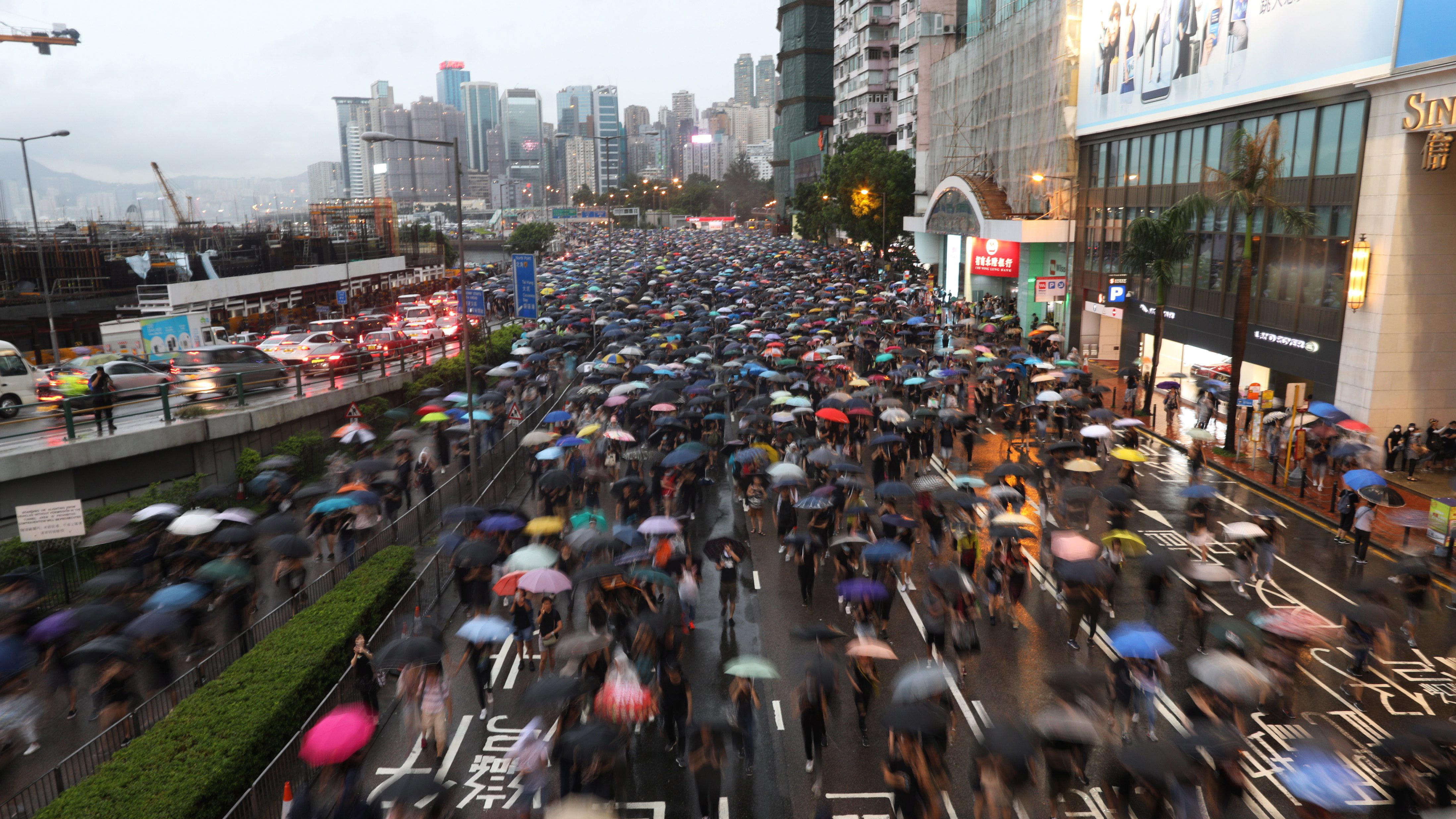 1 7M march in latest Hong Kong protest, say organizers