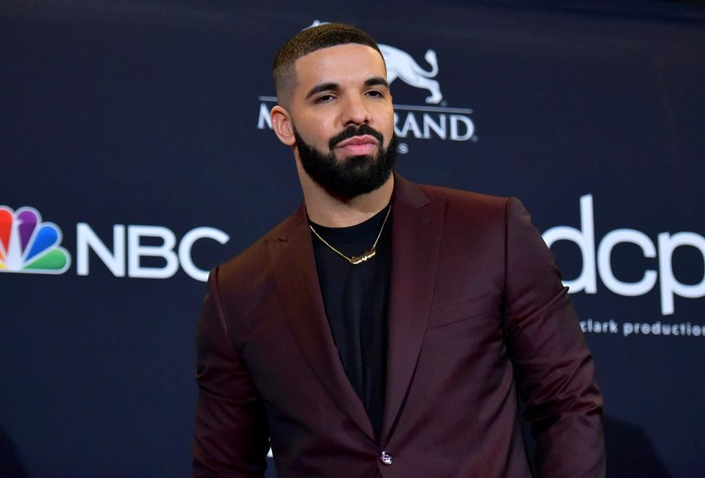 Drake shares tattoo of Abbey Road cover after breaking The Beatles