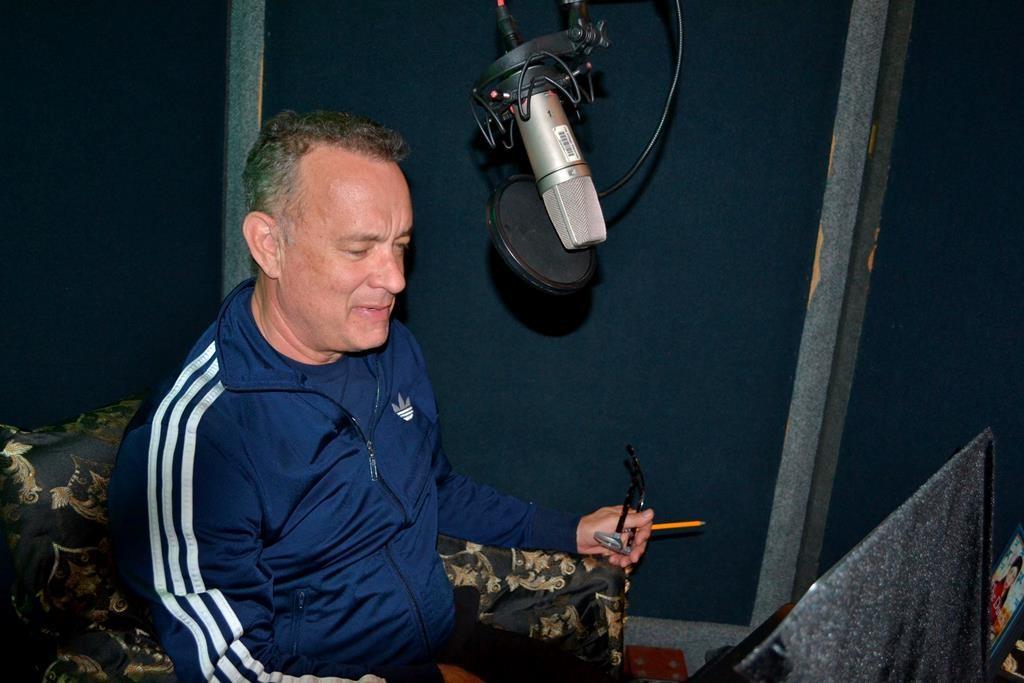 Tom Hanks reads audio for Ann Patchett's new novel
