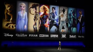 Disney+ arrives and the Streaming Wars really begin