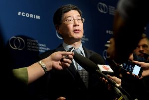 Chinese ambassador warns Canada against adopting motion calling for sanctions