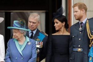 Queen agrees to let Duke, Duchess of Sussex move part-time to Canada