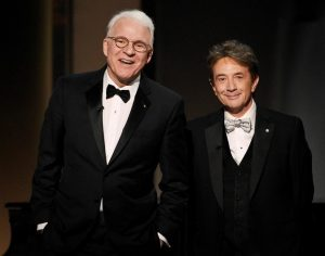Steve Martin and Martin Short to star in Hulu comedy series