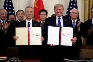 China-US trade deal a blip in seismic shifts of Asian trade