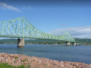 Quebec town across from N.B. community with COVID outbreak gets testing centre