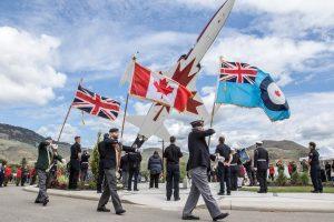 Procession for Snowbirds crash victim makes its way through Halifax
