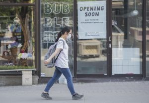 Excitement, nervousness among Montreal retailers preparing to reopen
