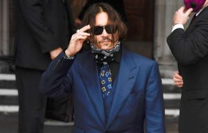 Depp, at libel trial, says Heard relationship was 'tailspin'