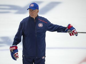 Canadiens coach Claude Julien sent to hospital with chest problems