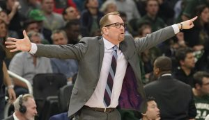 Toronto Raptors sign head coach Nick Nurse to multi-year contract extension