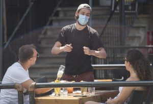 Operation OSCAR targets restaurants' adherence to health guidelines