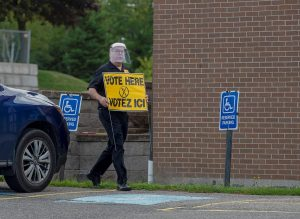 Preparations underway for  pandemic election in Saskatchewan and maybe B.C.