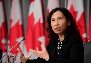 Canada could see 10,000 more COVID-19 cases in next week: Dr. Tam