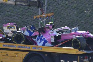 F1: Hamilton wins crash-marred Tuscan GP, Stroll crashes out