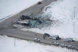 Truck driver responsible for Humboldt Broncos crash seeks to stay in Canada