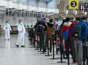 Airport industry group calls for urgent aid as pandemic lockdown chokes off revenue