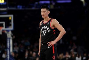 Former Raptors G Jeremy Lin experienced racism on court