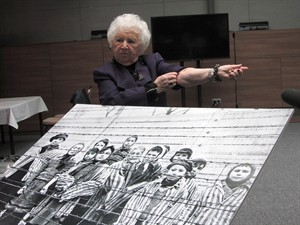 #ItStartedWithWords: Holocaust survivors use social media to fight anti-Semitism