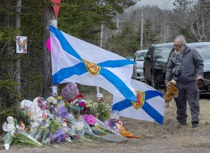 Creating permanent memorial to Nova Scotia mass shooting victims a delicate task