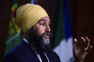 Singh blasts Liberal 'hypocrisy' on National Indigenous Peoples Day