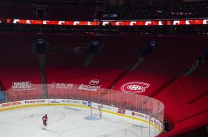Quebec should wait before allowing more Habs fans in arena, experts say