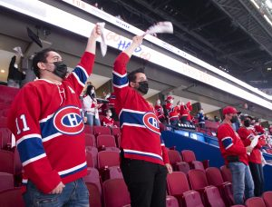 Additional 1,000 fans allowed at Bell Centre for Montreal-Vegas series
