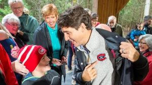 Trudeau says Montreal Canadiens' selection of Logan Mailloux shows 'lack of judgment'