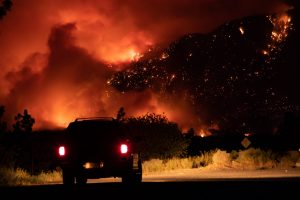 Severe wildfires could affect community watersheds, says forest service researcher