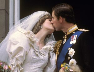Let them eat cake? Slice of Princess Diana's wedding cake up for sale