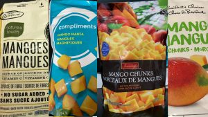 Multiple brands of frozen mango recalled due to Hep A contamination