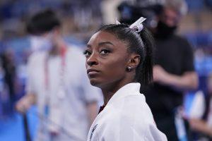 American star Simone Biles to return for balance beam finals