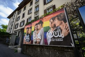 Swiss approve same sex marriage by wide margin in referendum