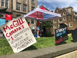 Students at McGill concerned over handling of reporting COVID-19 cases